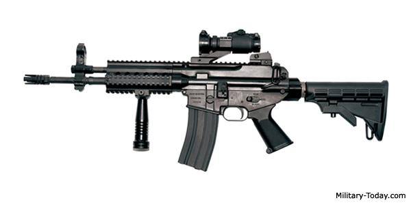 K2c Rifle
