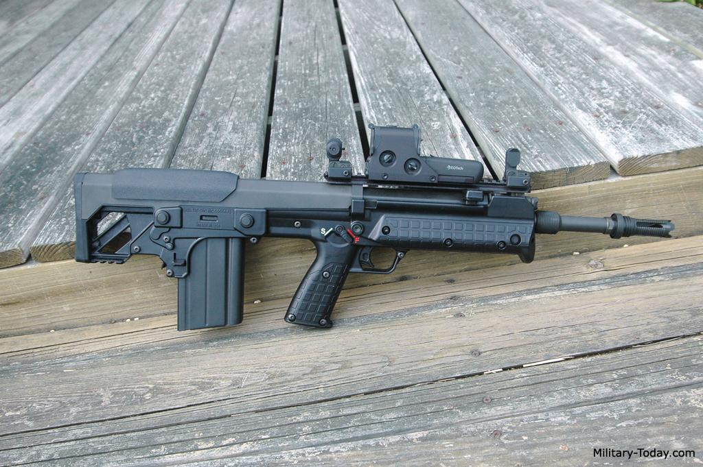 Fusil semi automatico Kel-Tec RFB (EEUU)