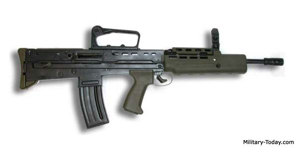L85A1 Assault Rifle | Military-today com