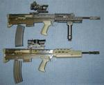 L85A2 vs L85A1