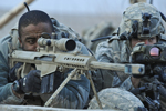 M107 anti-material and sniper rifle