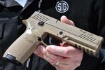 M17 pistol