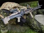M60E6 machine gun