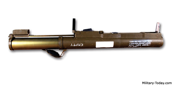 M72 LAW  Light Antiarmor Weapon Disposable Anti Tank
