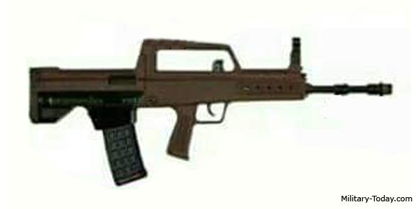 MA-1 Mk.3 assault rifle