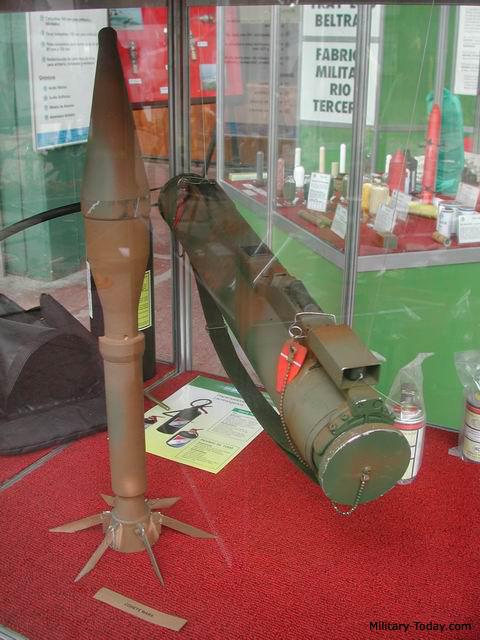 MARA rocket launcher
