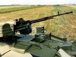 NSVT machine gun