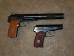 PB pistol