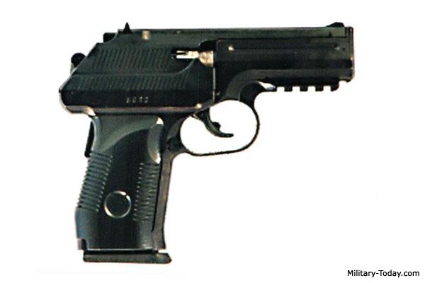 PSS-2 pistol