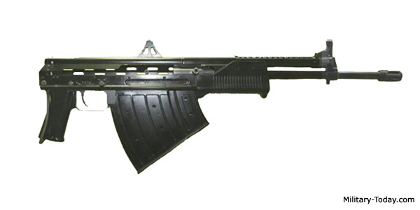 QBS-06 underwater assault rifle