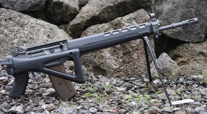 Armas, equipamiento y vehículos. Sig_sg550_l2