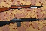 SKS rifle