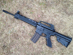 T91 assault rifle