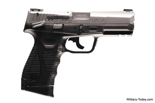 Taurus PT 24/7 G2