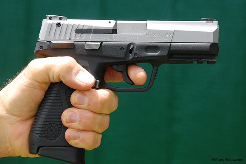 Taurus PT 24/7 Semi-automatic pistol