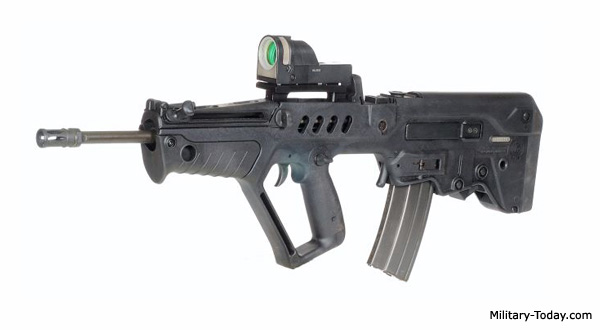 Top 10 Assault Rifles | Military-Today com