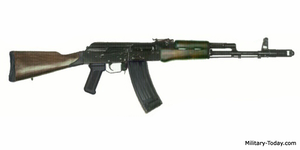 Type 88 assault rifle