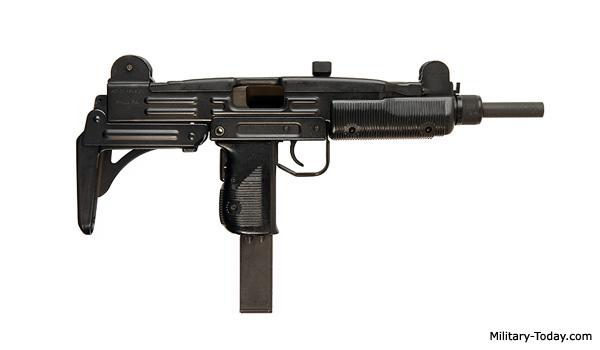Uzi Submachine Gun | Military-Today com
