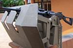 Twin Vektor SS77 machine guns