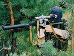VSK-94 sniper rifle
