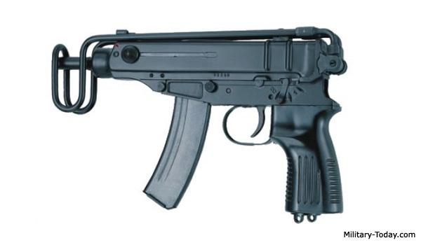 Sa vz.61 Scorpion