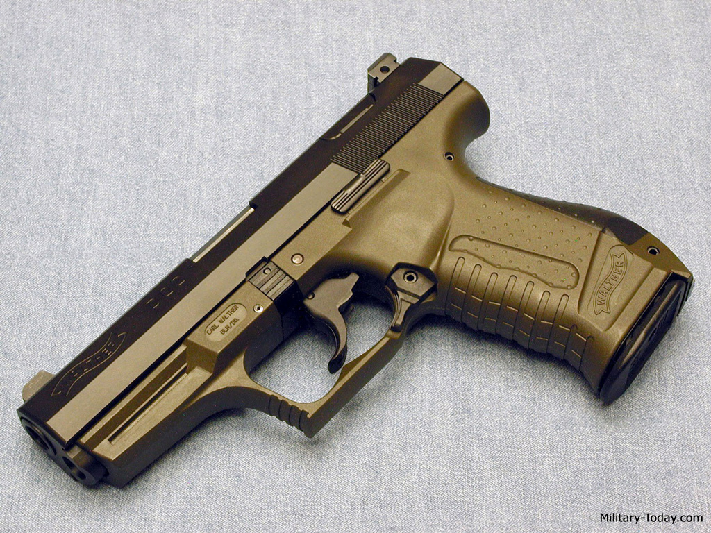 Walther >> Walther P99 Images