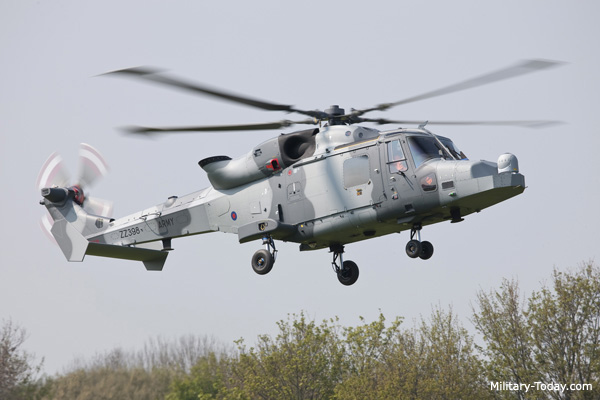 Top ten ASW helicopters