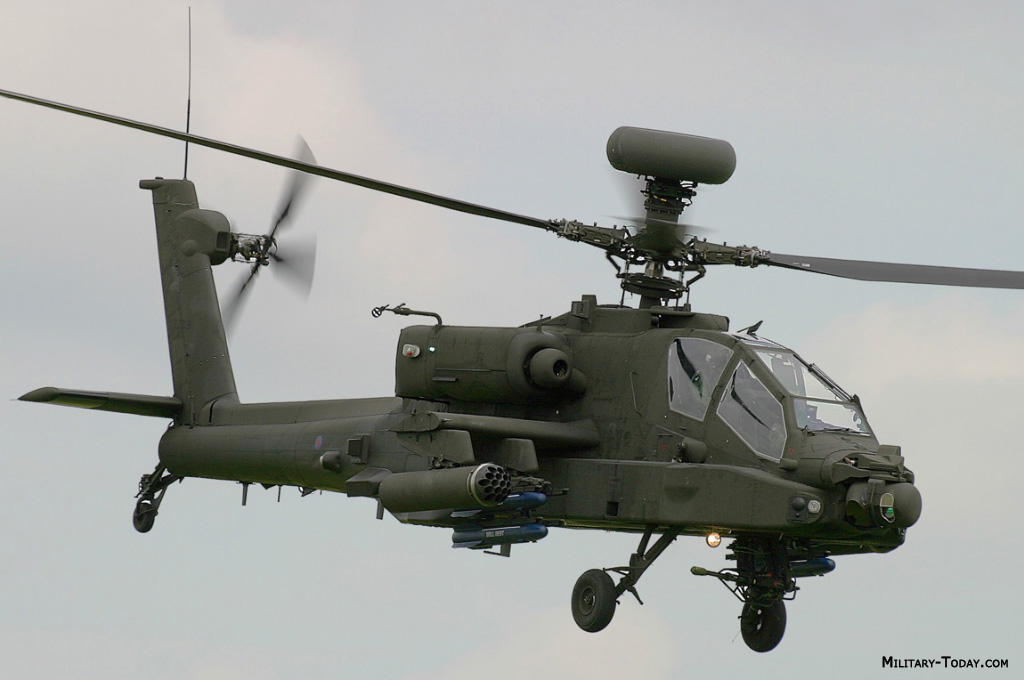 Boeing AH-64D Longbow Apache Attack Helicopter   Military-Today comApache Longbow Helicopter