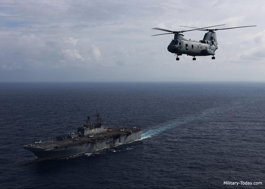 "CH-46 ""ზღვის რაინდი"""