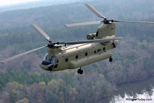 Top 10 largest transport helicopters