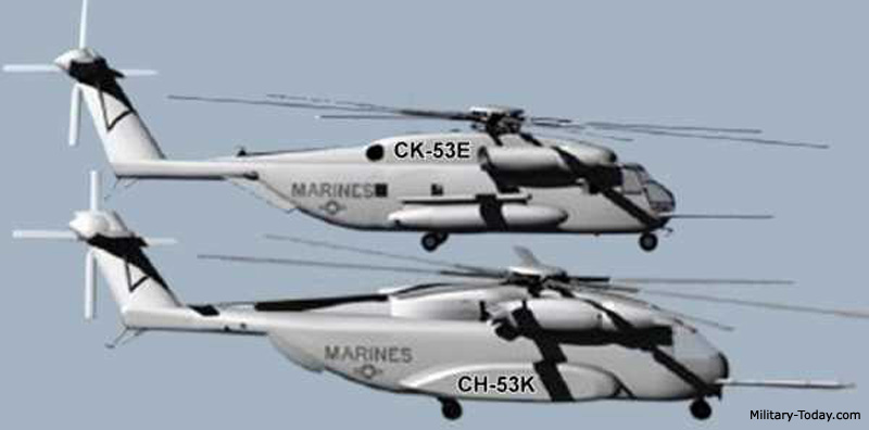 CH-53K King Stallion