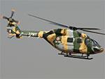 HAL Dhruv helicopter