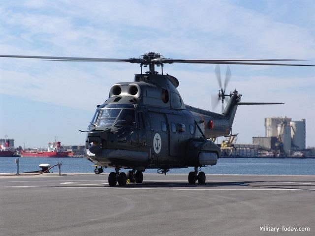 IAR-330 NAVAL