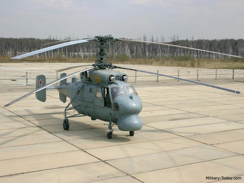 Kamov Ka-25 helicopter