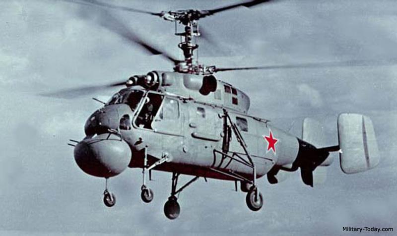 Kamov Ka-25K helicopter
