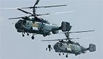Kamov Ka-27PL Helix-A helicopters