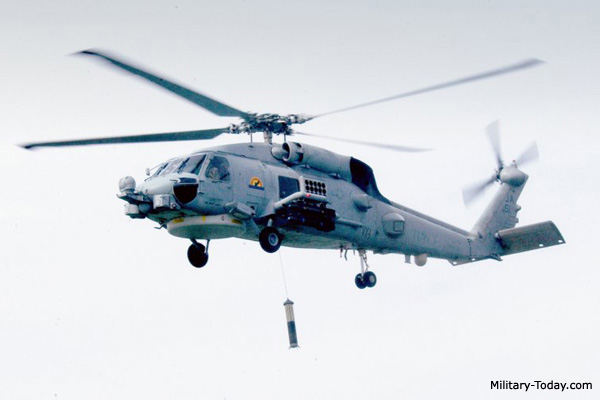 Best anti-submarine warfare helicopters