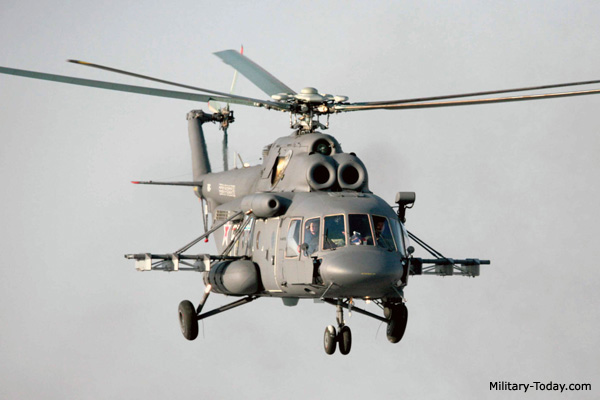 Elicottero Mi 8 : Mi amtsh assault transport helicopter military today