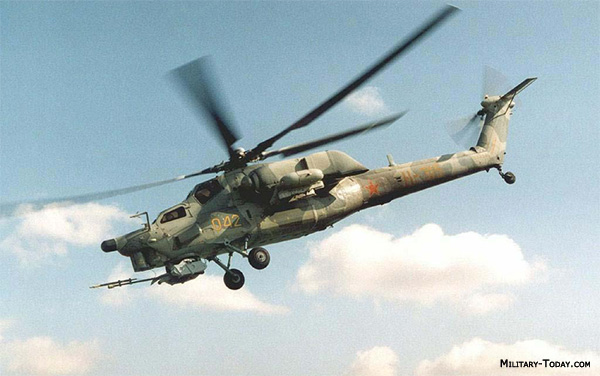 Mil Mi-28 Havoc Attack Helicopter | Military-