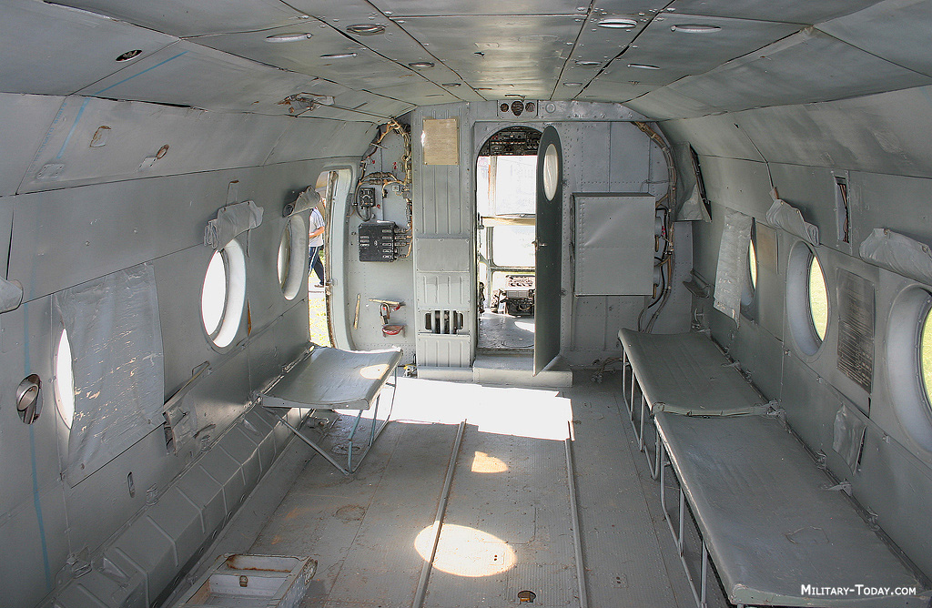 Mi-8 Hip helicopter