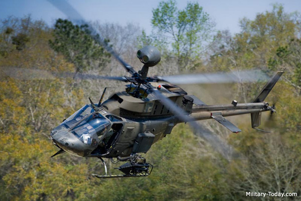 OH-58D Kiowa Warrior