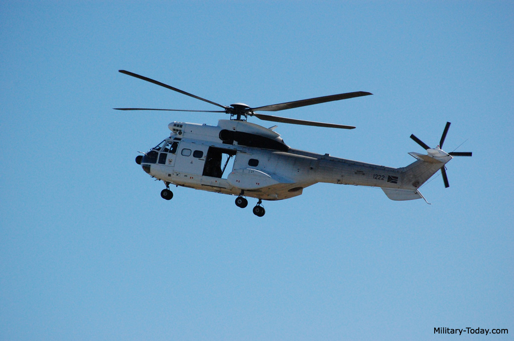 Oryx helicopter