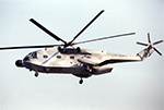 SA 321 Super Frelon helicopter