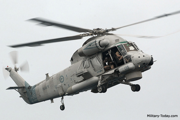 Top 10 anti-submarine warfare helicopters