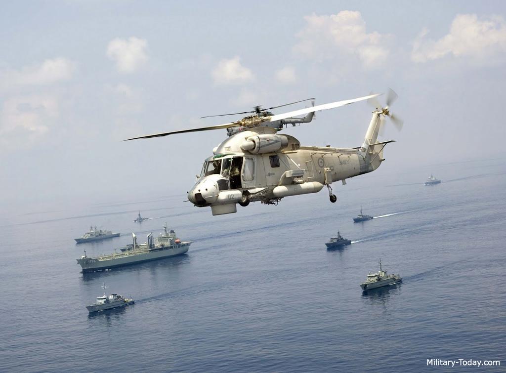Kaman SH-2G Super Seasprite