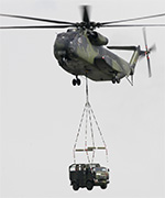 CH-53G helicopter