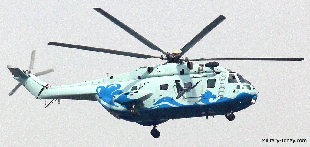 Chinese Military Helicopters
