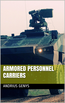Armored Personnel Carriers E-Book
