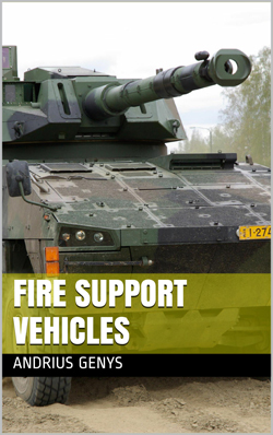 Fire Support Vehicles E-Book