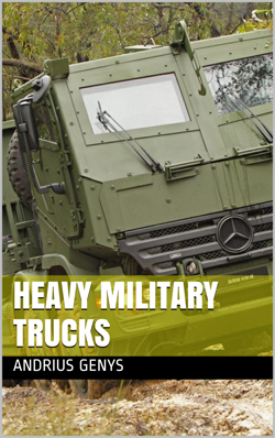 Heavy Military Trucks E-Book